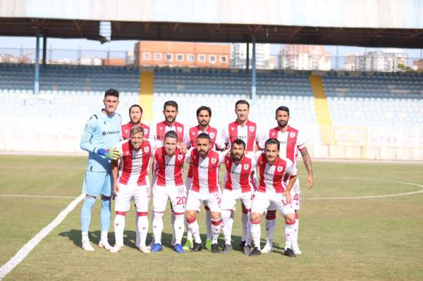 Samsunspor'da savunma SOS verdi