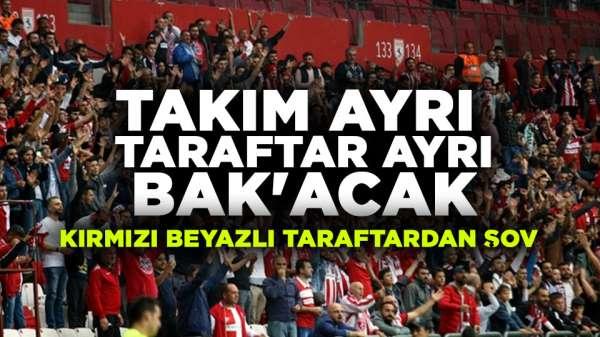 Samsunspor'dan Ankara şov