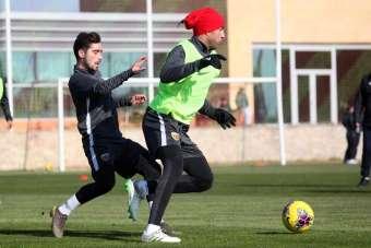 Kayserispor, Alanyaspor maçı hazırlıklarına başladı