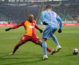 Ziraat Türkiye Kupası: Çaykur Rizespor: 0 - Galatasaray: 0 (Devam ediyor)
