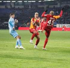Ziraat Türkiye Kupası: Çaykur Rizespor: 1 - Galatasaray: 1 (Maç sonucu)