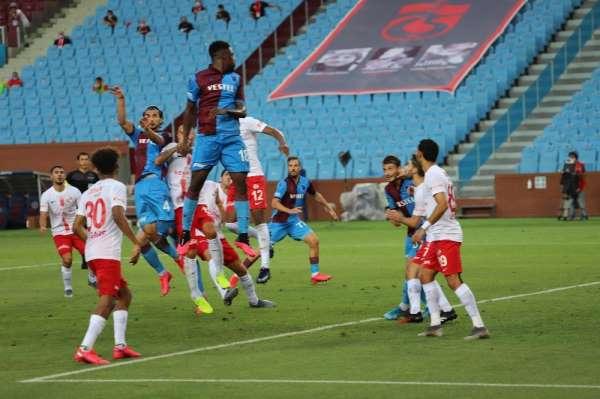 Antalyaspor ile Trabzonspor, Süper Ligde 49. randevuda