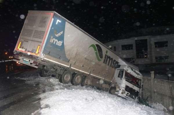 Bitliste tipi nedeniyle meydana gelen kazalarda 5 kişi yaralandı