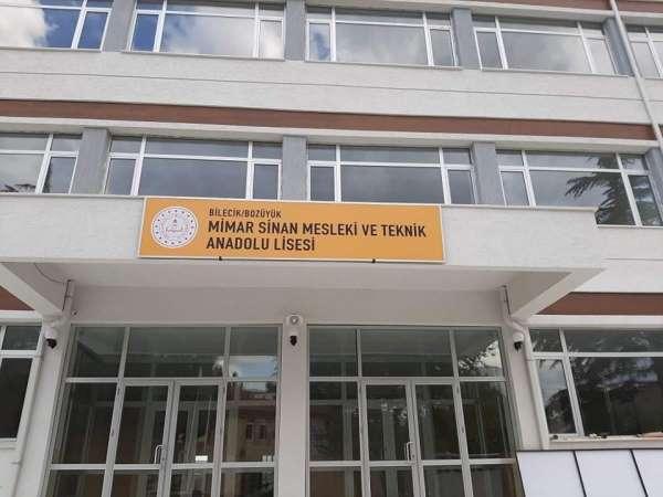 Bozüyük Mimar Sinan Mesleki ve Teknik Anadolu Lisesi Güvenli İnternet Etiketi almaya hak kazandı