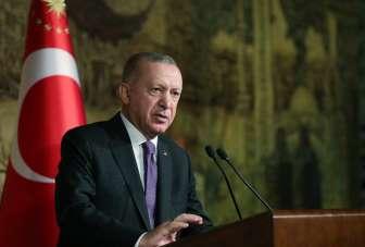 Cumhurbaşkanı Erdoğan '2020 yılı bütçe açığı 173 milyar ile program hedefinin altında kaldı'