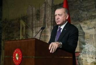 Cumhurbaşkanı Erdoğan: 'Yüksek faize karşıyım'