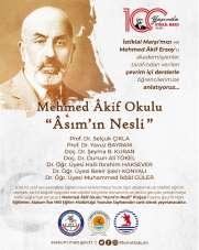 Mehmed Akif Okulu Asım'ın Nesli'ne ulaşma yolunda