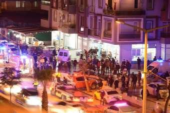 Milas'ta trafik kazası: 1 ölü, 4 yaralı