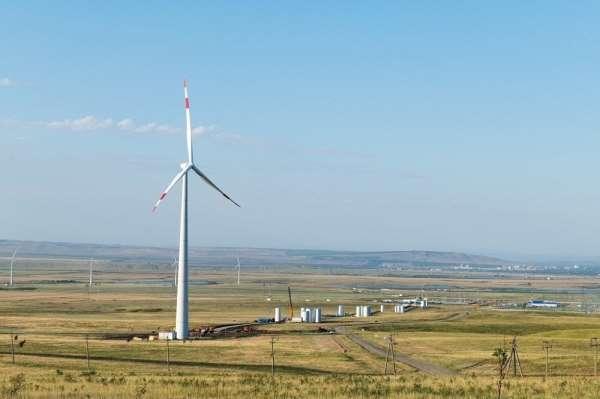 Rosatom, Rusyanın en büyük rüzgar santrali Kochubeevskayayı devreye aldı