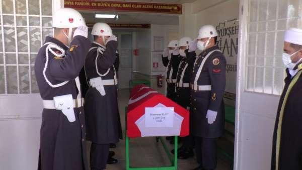 Terör gazisi doğum gününde hayatını kaybetti