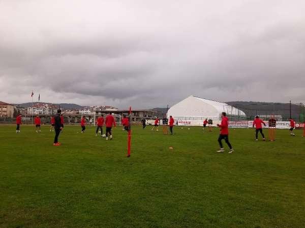 Zonguldak Kömürsporda, Çaycuma kampı sürüyor