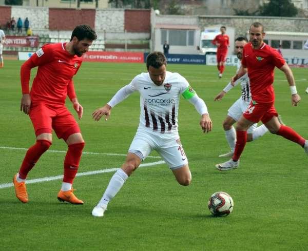 TFF 1. Lig: Hatayspor: 2 - Akhisarspor: 3