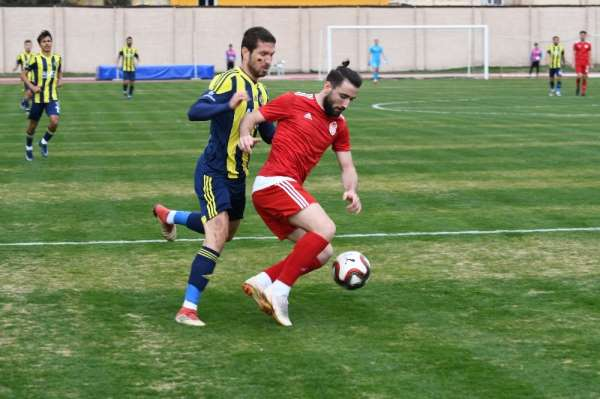 TFF 2. Lig: Tarsus İdman Yurdu: 3 - Gümüşhanespor: 1