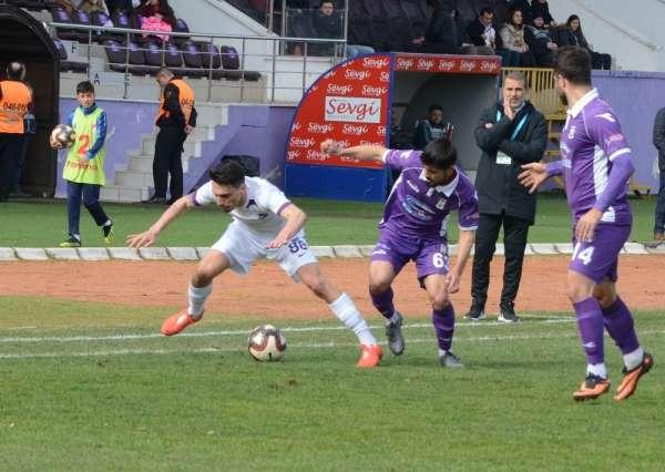 TFF 3. Lig: 52 Orduspor FK: 0 - Artvin Hopaspor: 0