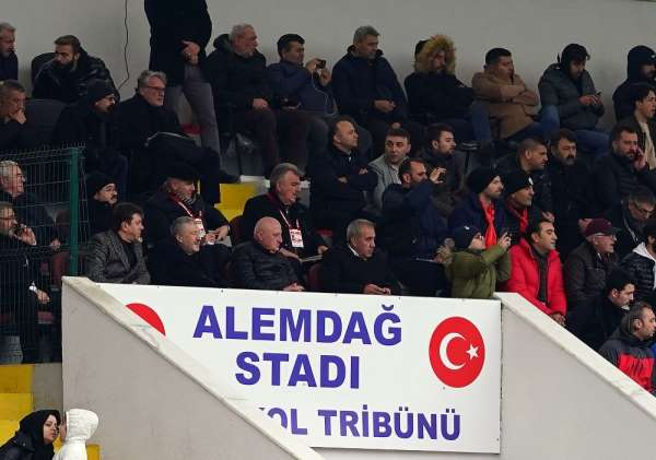 TFF 3. Lig: Modafen: 0 - Nevşehir Belediyespor: 3