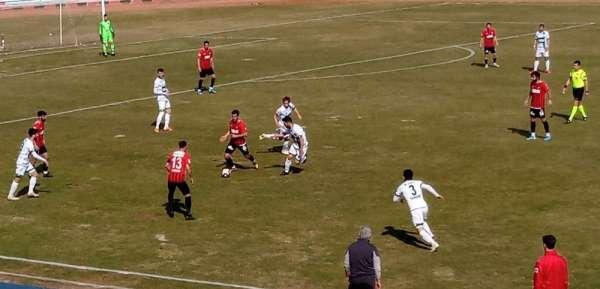 TFF 2. Lig: Van Spor FK: 0 - Sakaryaspor: 1