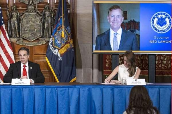ABD'de 6 eyalet ekonomik işbirliği ittifakı yaptı