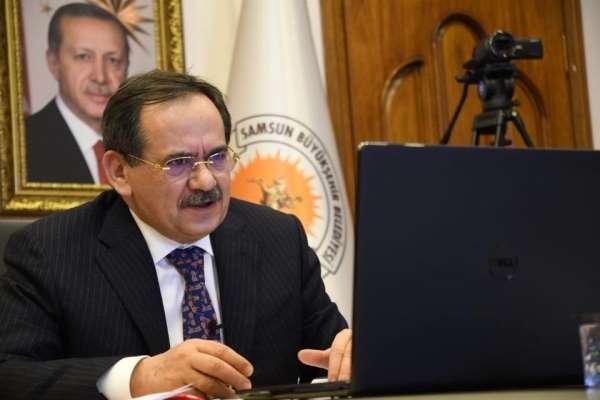 Başkan Demir: 'Tüm arazilerimizi şeker pancarı üreticilerimize kiraladık'