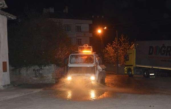 Başkan Özdemir: 'Halkımız için 24 saat çalışıyoruz'