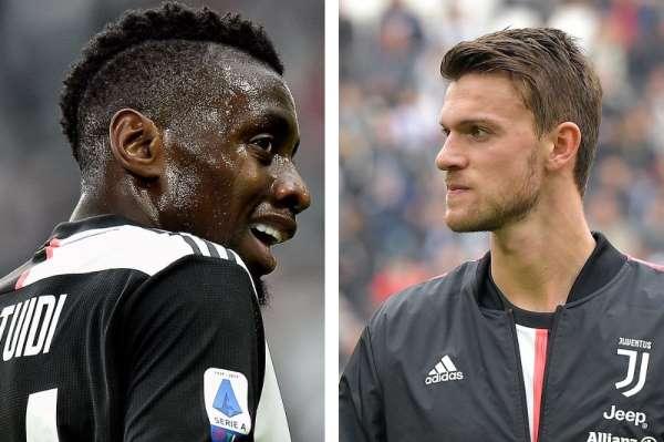 Juventus'ta Rugani ve Matuidi, korona virüsten kurtuldu