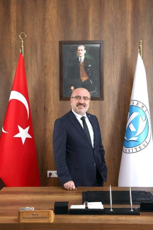 Kayseri Üniversitesi Rektörü Karamustafa'dan 'Turizm Haftası' Mesajı