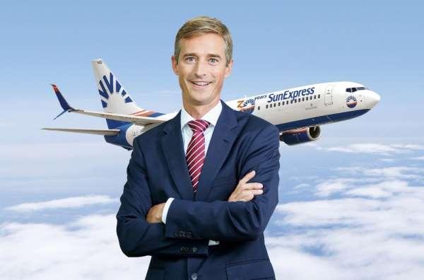 SunExpress'in yeni CEO'su Max Kownatzki görevine başladı