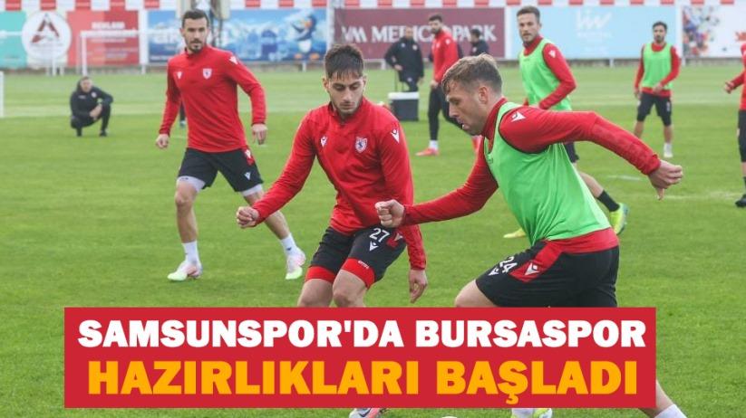 Samsunsporda Bursaspor Hazırlıkları Başladı