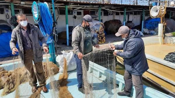 Balıkçılar yasaklardan memnun