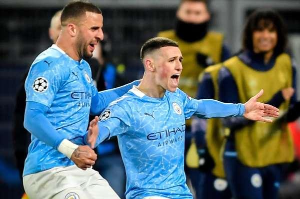 Manchester City, Dortmunda şans tanımadı