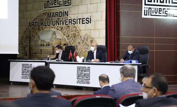 Mardinde 2. dönem koordinasyon kurulu toplantısı gerçekleştirildi