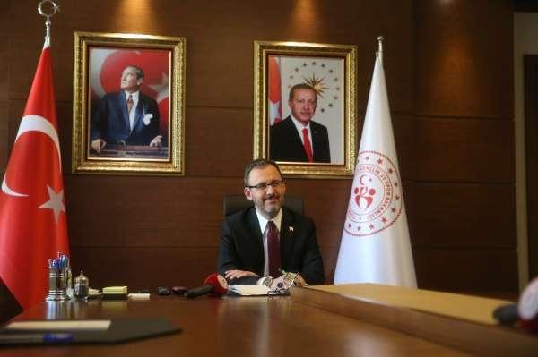 Bakan Kasapoğlu: 'Adanalı taraftarlarımızın talepleri ve Adanalı sporseverlerin