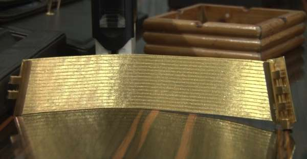 Korona virüs sürecinde altın fiyatları artınca Trabzon hasır bileziğinde üretim