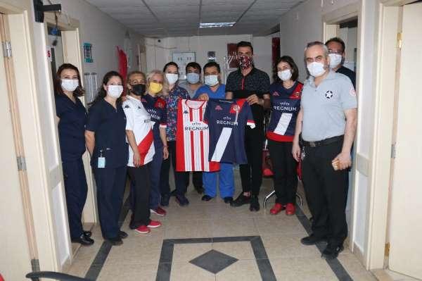 Antalyaspordan bayram hediyesi