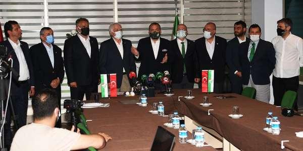 Erkan Kamat, birlik çağrısı yaptı