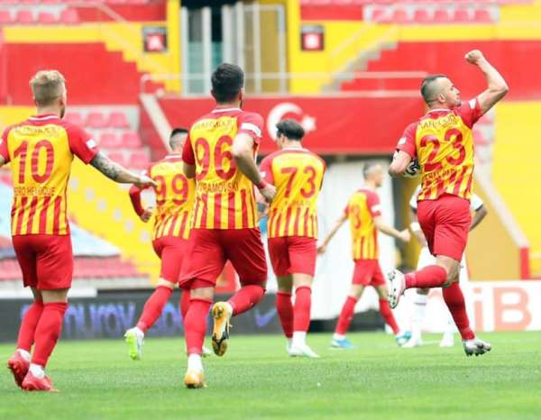 Kayserisporun Fenerbahçe kadrosu