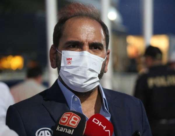 Otyakmaz: Avrupaya gitmek için kupa finalinde Beşiktaşın yanında olacağız