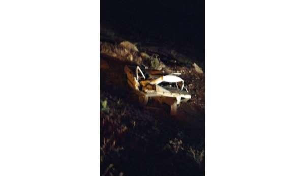 Şanlıurfada trafik kazası: 1 ölü, 1 yaralı