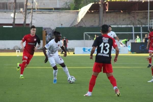Süper Lig: A. Hatayspor: 0 - Gaziantep: 0