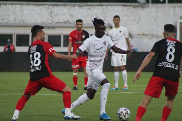 Süper Lig: A. Hatayspor: 0 - Gaziantep: 1