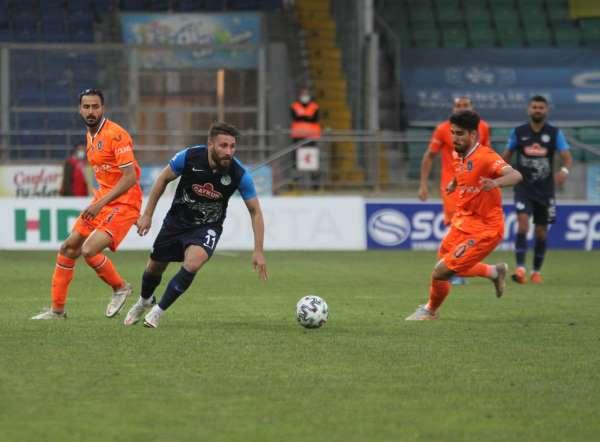 Süper Lig: Çaykur Rizespor: 0 - Medipol Başakşehir: 2