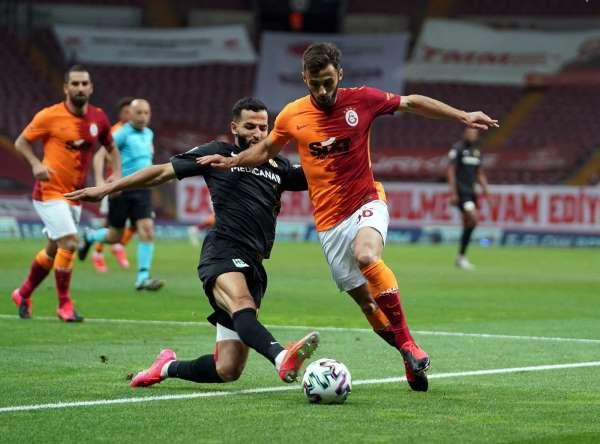 Süper Lig: Galatasaray: 0 - Yeni Malatyaspor: 0