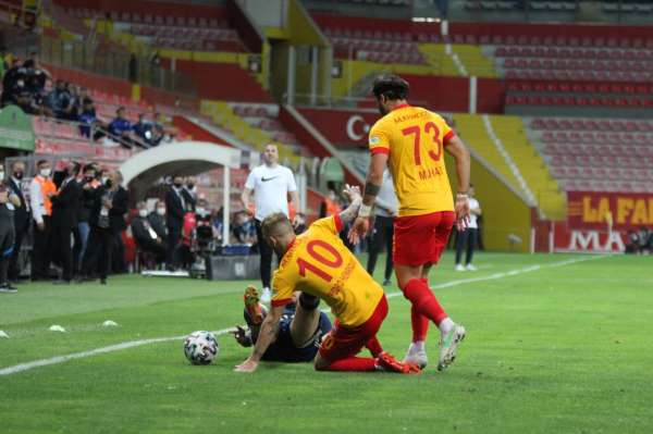 Süper Lig: Kayserispor: 1 - Fenerbahçe: 0