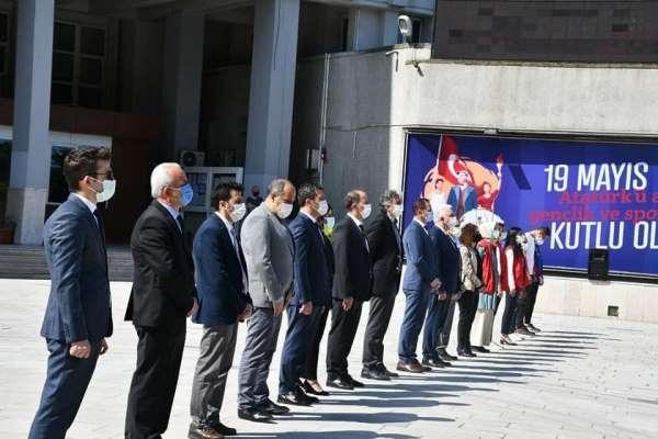 Zonguldakta Gençlik Haftası başladı