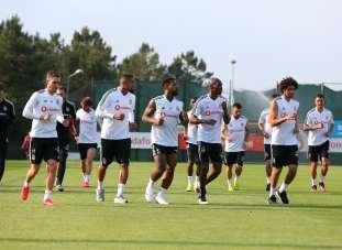 Beşiktaş, Denizlispor maçı hazırlıklarına başladı