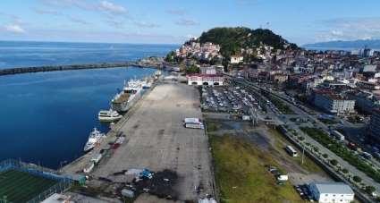 Giresun limanından Mayıs ayında 114 milyonluk ihracat yapıldı