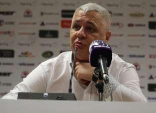 Marius Sumudica: 'Bugün bir puan kazandık, iki, üç puan daha alırsak ligde kalır