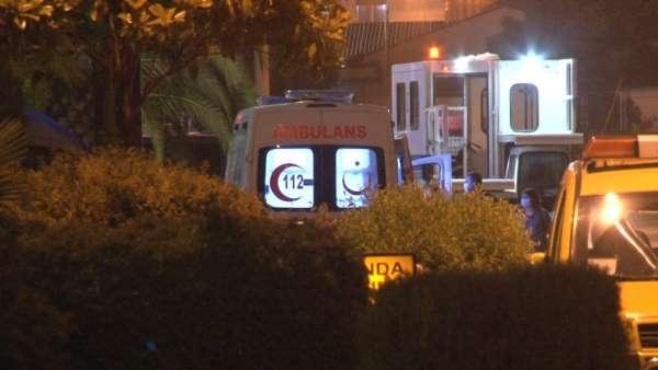 Muslera, ambulans ile Trabzon'a getirildi