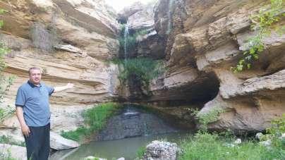 Su Döşen şelalesinin turizme kazandırılması isteniyor