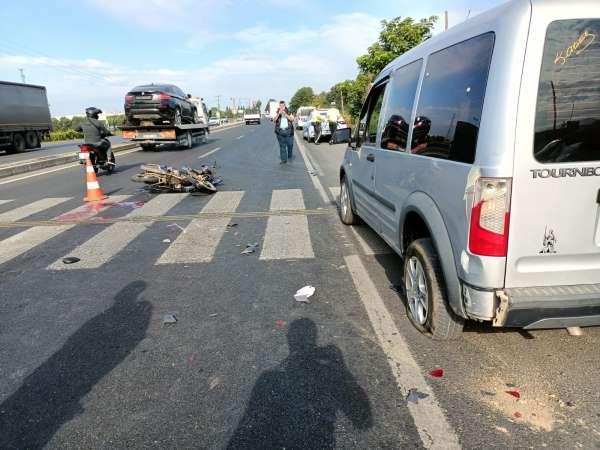 Aydında trafik kazası: 1 ölü