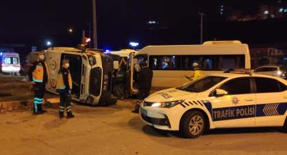 Denizli'de 1'i ölümlü 121 trafik kazası meydana geldi